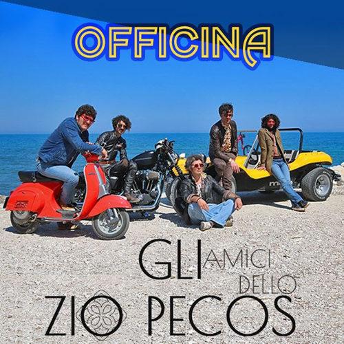 Esce Officina, il nuovo videoclip de Gli amici dello zio Pecos