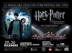 Harry Potter e il prigioniero di Azkaban™ in concerto, aperte le prevendite