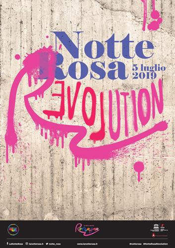 """Al via """"La notte rosa"""", il Capodanno dell'estate italiana che con più di 400 eventi tra concerti e spettacoli! Il claim del 2019 è """"Pink R-Evolution"""""""