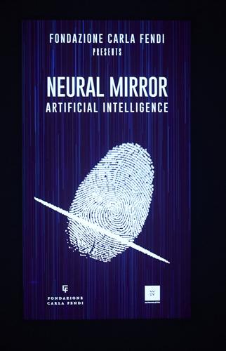 Prosegue fino a domenica 14 luglio l'installazione Neural Mirror della Fondazione Carla Fendi a Spoleto62