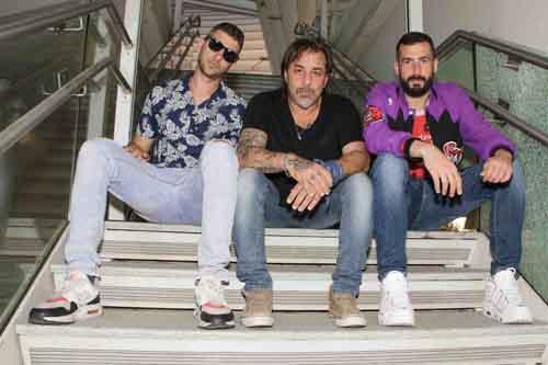 Gli aironi neri, il nuovo singolo di Neklaz e Maskino feat. Luca Anceschi, una rivisitazione trap di un brano dei Nomadi