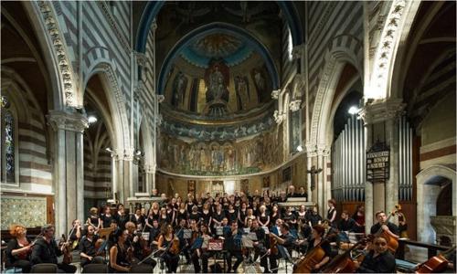 L'Orchestra Sinfonica Nova Amadeus presenta la sua 27esima stagione concertistica