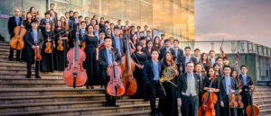 Orchestra Sinfonica Ningbo, per la prima volta in Italia, si esibisce al Centro Eventi Il Maggiore di Verbania