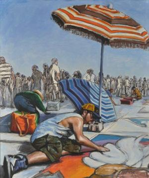 Le opere di Oscar Piovosi in mostra al Museo dei Madonnari, Grazie di Curtatone dal 3 agosto al 15 settembre 2019