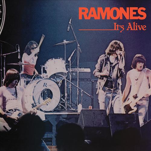 """Ramones, esce il 20 settembre """"It's Alive 40th Anniversary Deluxe Edition"""""""