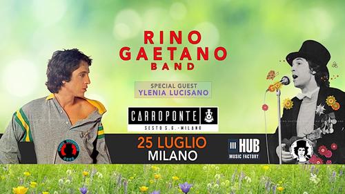 Carroponte, i prossimi concerti. In calendario i Grupo Compay Segundo e Rino Gaetano Band con Ylenia Lucisano