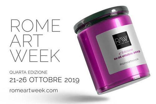 Rome Art Week, aperte le iscrizioni alla quarta edizione