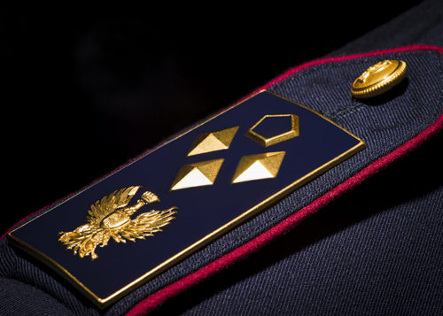 Nuovi distintivi di qualifica per la Polizia di Stato