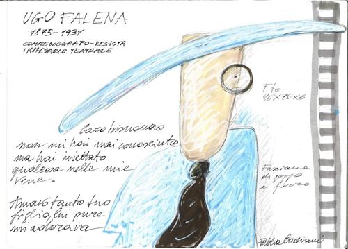 """""""Frate Sole"""", il film di Ugo Falena. La proiezione all'interno della mostra Fatti e Ritratti di Publia Cruciani alla Cappella Orsini di Roma"""