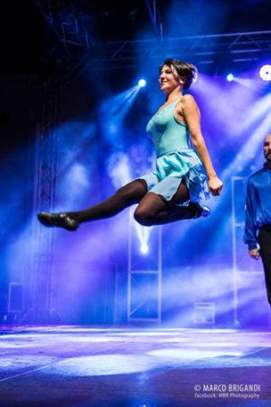 An Irish Night, lo spettacolo ideato e prodotto dall'Accademia di Danze Irlandesi Gens d'Ys, al Castello Sforzesco di Milano