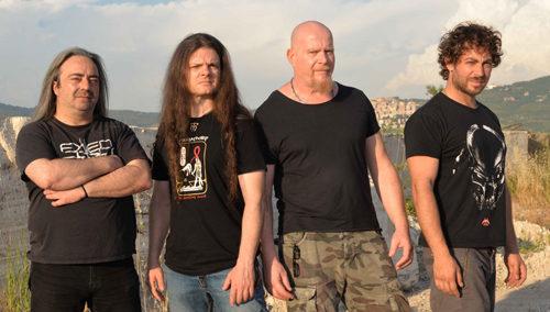 Exiled On Earth, la band è in studio per registrare il nuovo album