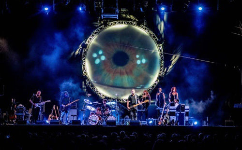 Dark side of the moon, Pink Floyd Legend a Terracina il 29 agosto 2019