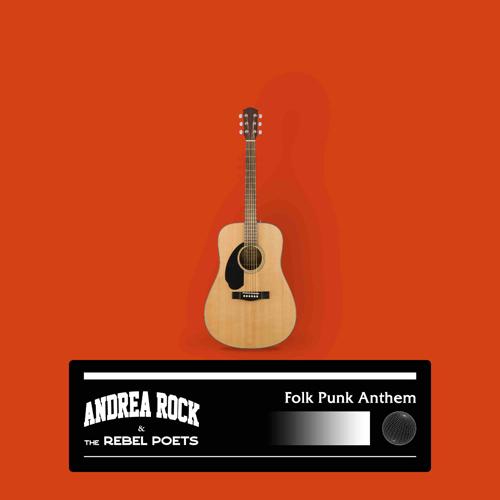 Andrea Rock presenta il nuovo singolo Folk Punk Anthem
