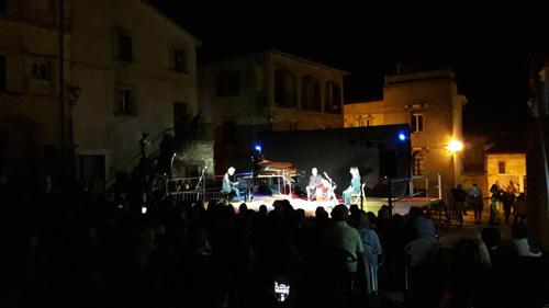 Il Premio Oscar Nicola Piovani al Calvi Festival in una serata incantata