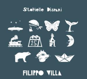 Storielle Dispari è l'album d'esordio del cantautore Filippo Villa