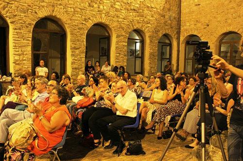 """""""Sul mio corpo che trema"""", il libro di Stefano Giuseppe Scarcella presentato al festival """"Il Federiciano"""""""