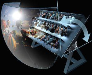 Entra a Cinecittà World con Dante, Leonardo Da Vinci, D'Annunzio. La cultura passa dal divertimento
