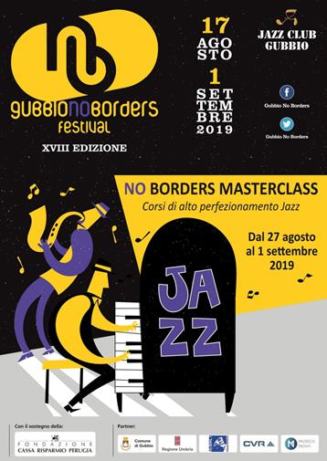 Danilo Rea apre la 18a edizione del Festival Jazz Gubbio No Borders nella splendida cornice del Teatro Romano di Gubbio