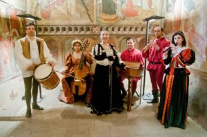 """Giornate Europee del Patrimonio 2019. Musica e Canti rinascimentali tra gli affreschi dell'Annunziata Concerto del Complesso Strumentale """"Fanfarra Antiqua"""""""