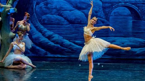 Il Lago dei cigni, lo spettacolo in scena al Teatro Sala Umberto di Roma