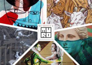 Le opere di Jim Avignon, Lucamaleonte, Beau Stanton, David Diavù Vecchiato e Nicola Verlato in mostra, alla galleria Rosso20Sette Arte Contemporanea di Roma