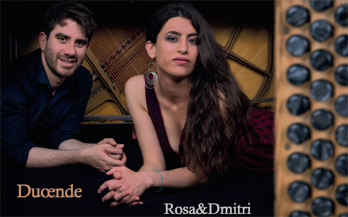 I Duoende presentano, al Teatro Euclide di Roma, Rosa&Dmitri