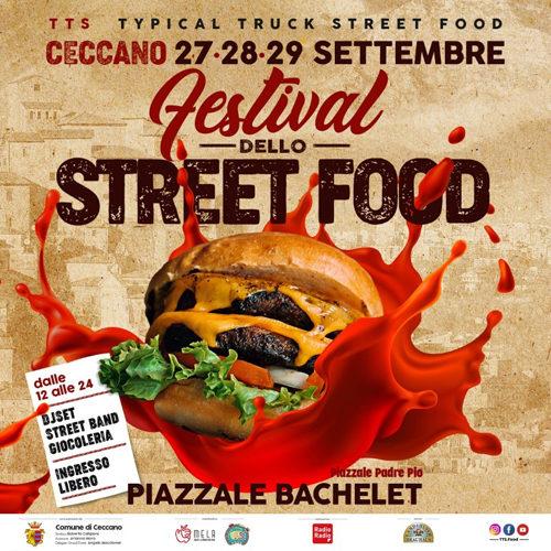 Il Festival Street Food approda a Ceccano