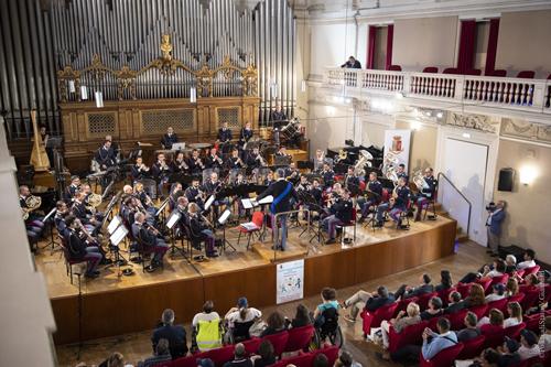 Musica per il Sociale Concerto della Banda della Polizia di Stato