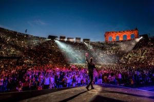 """""""Cosa ci ha fatto l'amore"""". il nuovo singolo di NEK. Il 22 settembre grande ritorno live all'Arena di Verona e a novembre al via il tour"""