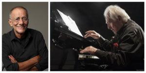 Roberto Vecchioni ed Enrico Intra inaugurano la nuova stagione dell'Atelier Musicale alla Camera del Lavoro di Milano