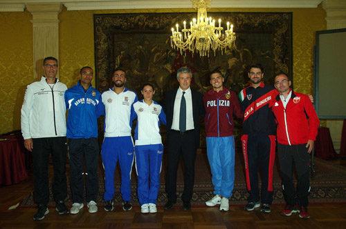 Viva l'Italia, con i campioni dello sport italiano a Cinecittà World