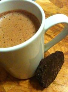 La Cioccolata VS Il Cioccolato