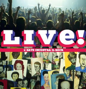 Live! L'arte incontra il Rock…ed anche il cinema. Stage on tour, gratuito, con Giovanni Veronesi