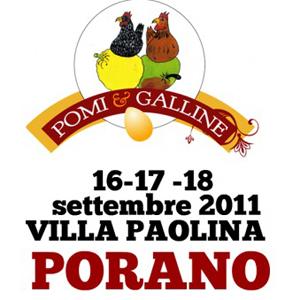 Pomi e galline, la Festa-Mercato del vivere in campagna e del mangiare sano