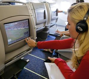 Gulf Air lancia il primo aeromobile al mondo che ti permette di vedere la tv, telefonare e connetterti ad internet