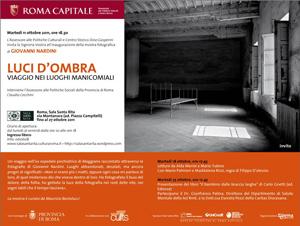 Letture da Alda Merini e Mario Tobino nell'ambito della mostra fotografica di Giovanni Nardini