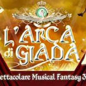 Conto alla rovescia alla tournée de L'Arca di Giada, il musical fantasy