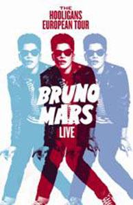 Bruno Mars, la rivelazione discografica dell'anno arriva al Mediolanum Forum di Milano