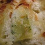 Cannelloni al gorgonzola