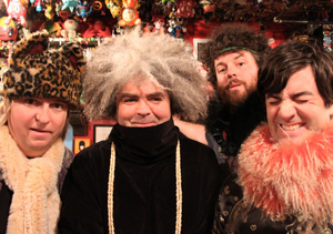 All'Estragon approdano  Melvins e Special guest Verdena