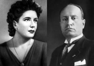 Benito Mussolini. A Clara. Tutte le lettere a Clara Petacci 1943, 1945