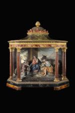 Il fascino della terracotta, Cesare Tiazzi alla pinacoteca civica di Cento