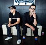 I Modeselektor al Leoncavallo di Milano per presentare Monkeytown, il loro ultimo album