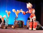 Per filo e per segno, un viaggio nel mondo delle marionette a La Casa dei Teatri di Roma
