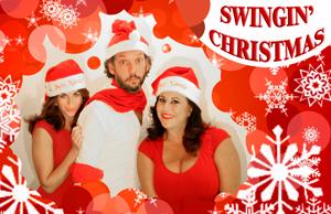 Swingin' Christmas al Palazzo Santa Chiara di Roma
