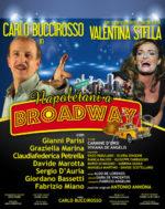 Napoletani a Broadway di Carlo Buccirosso con Valentina Stella al Sala Umberto di Roma