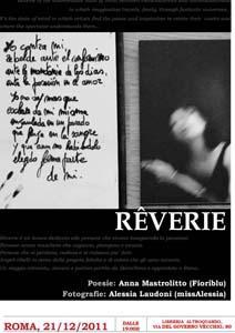 Reverie, mostra di fotografie e poesie dedicata a chi vive inseguendo la passione