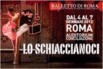 Lo Schiaccianoci, all'Auditorium Conciliazione di Roma