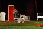 La donna che sbatteva nelle porte, al teatro Sala Umberto di Roma