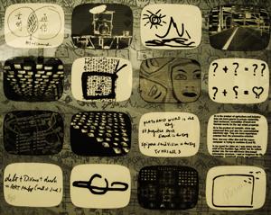 Oltre lo schermo a la galleria di arte asiatica di Bologna